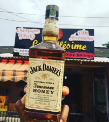 Whisky jack Daniel Tennessee honey