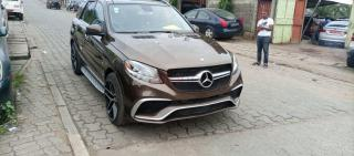 Mercedes GLE 350 année 2019 occasion d'Europe