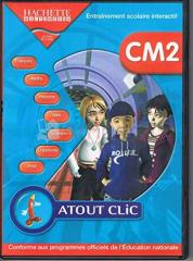 Dvd ludo éducatif interactif - atout clic c.m.2 (version pc)