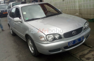 Toyota Corolla 111 année 2000 occasion d\'allemagne