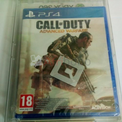 Jeux vidéo  call of duty - advanced warfare - ps4