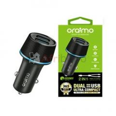 Chargeur Auto Multi-Protection Oraimo Occ-21D ultra