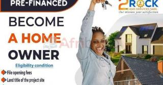 Become a home owner with 2ROCK btp