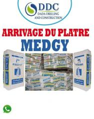 Plâtre pour staff extra fin MEDGYP