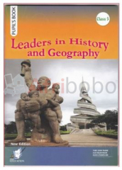 Leaders in history and geography primary - class 5