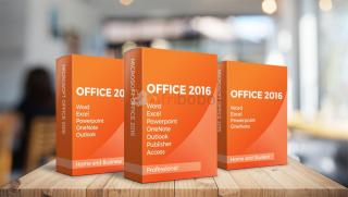 Pack 6 formations (excel 2016 - powerpoint 2016 - word 2016 - outlook