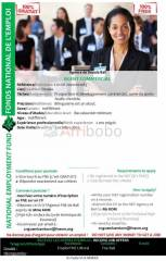 Recrutement agent commercial