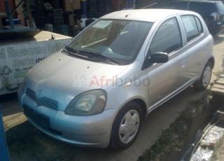 Yaris,  année 2002, essence, occasion d'europe