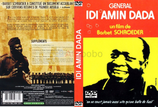 Dvd documentaire - idi amin dada : 86 min