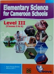Elementary science for cameroon schools primary - class 5