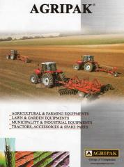 AgriPak Group-Your first Choice to make farm Mechanisation(MF Tractors