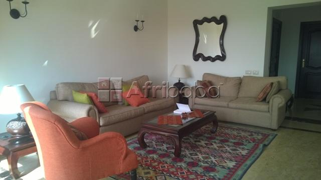 Lease 3 bedrooms flat in Compound City View at Cairo Alex Road pyramids #1