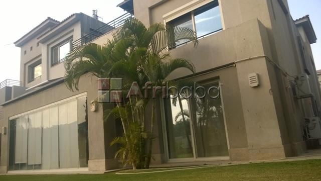 Rent apartment in Egypt compound palm hills 6 October #1