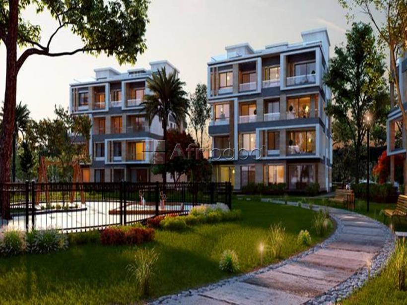 Apartments for sale at Sodice West Sheikh Zayed City special phase #1