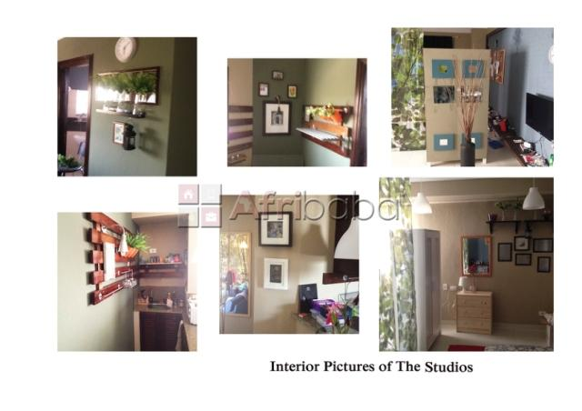 Apartment studio for rent modern style in 6 October City #1