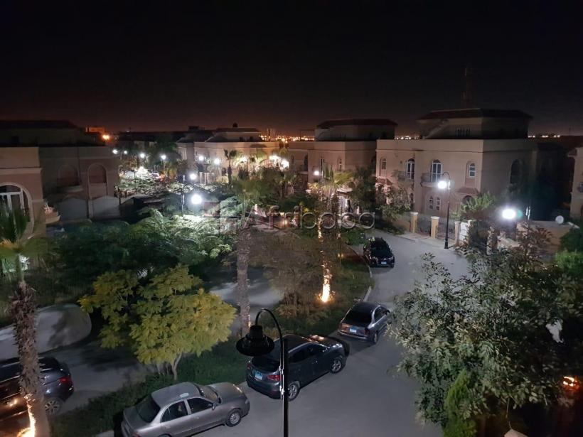 Rent villa in compound west Gate 6th of October City Egypt #1