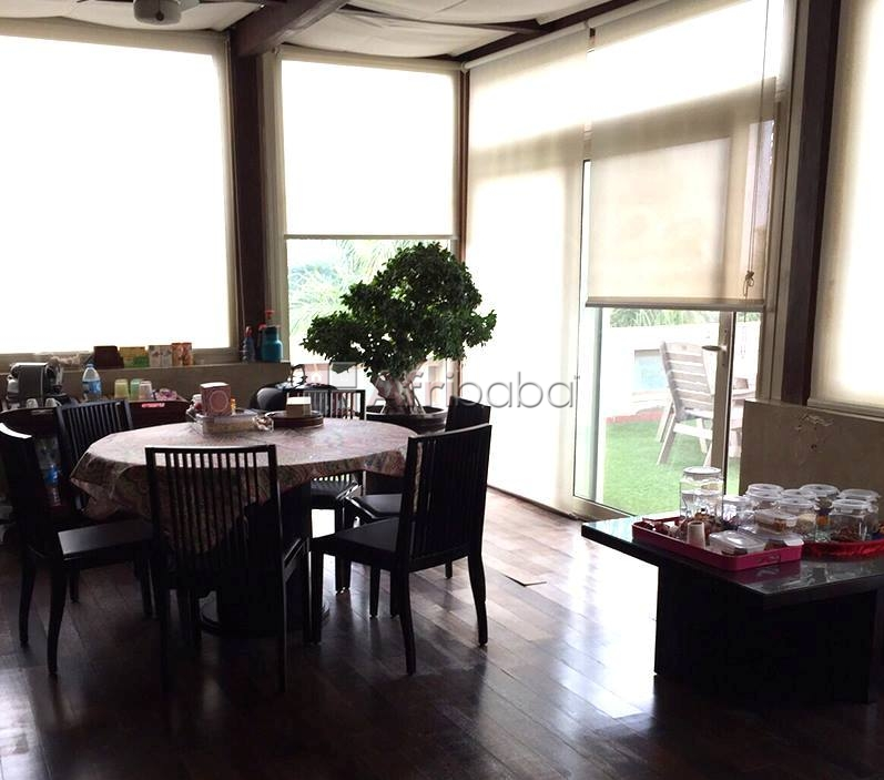 villa townhouse for rent modern style at palm hills 6 October City #1