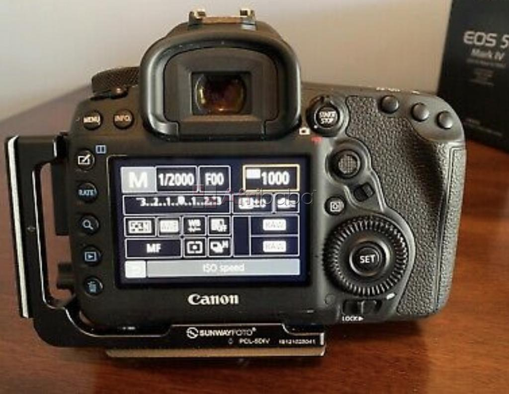 Best sales for new canon eos 5d mark iv 30.4mp digital camera #1