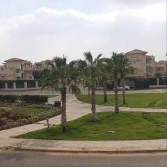 New villa for rent in compound Royal City at Sheikh Zayed Egypt