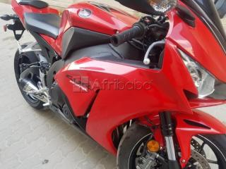 2015 honda cbr1000rr neat n clean bike