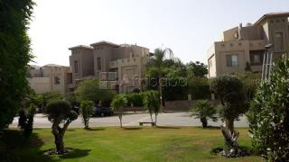 Penthouse for rent in Bamboo palm Hills October City Egypt