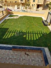 New villa for rent in sheikh zayed city