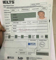 Ielts and toefl certificates online