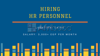 We are in need HR Personnel who will assist in recruitment