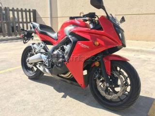Honda cbr650 for sell