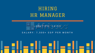We are in need of hr manager who will recruit telesales agents / telesales