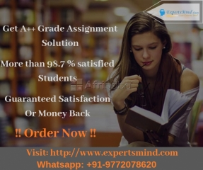 Most Responsible and Trustworthy Assignment Help Services!