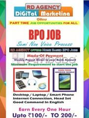 with registration online bpo jobs | work at home jobs