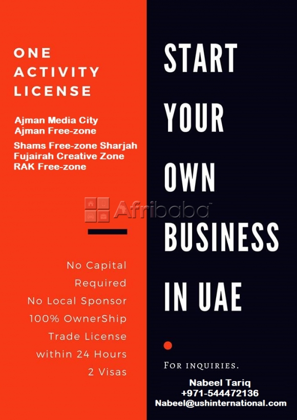 Setup your company in united arab emirates