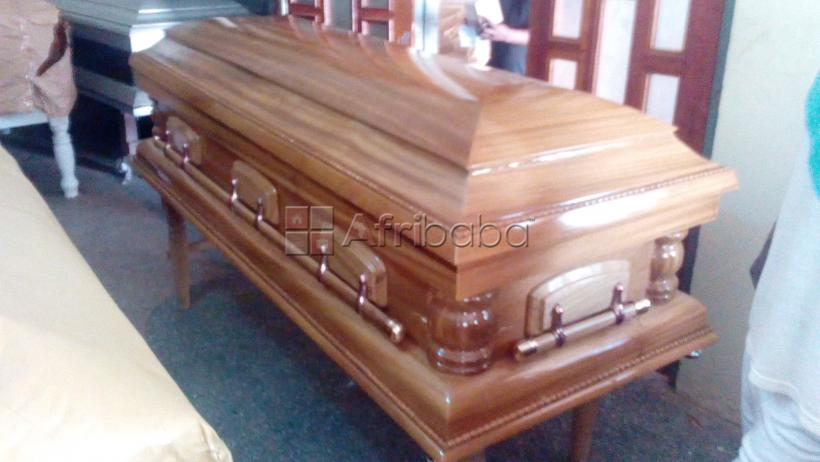 Quality Hardwood Casket for your bereaved. Moderate Prices. #1