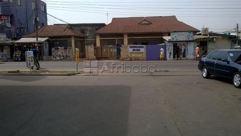 Freehold Commercial Property For Sale Accra New Town #1