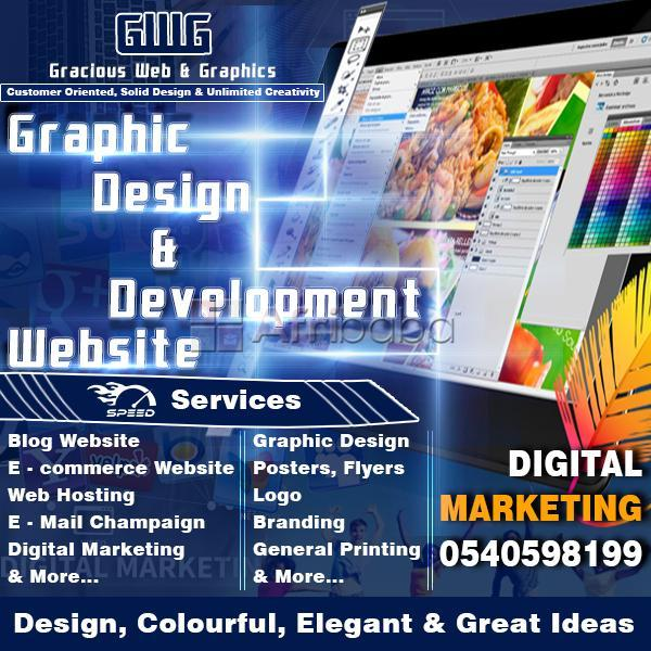 Web And Graphics Services