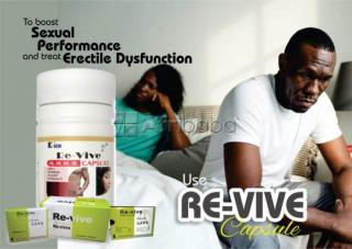 Kedi Revive Capsules for Male sexual function