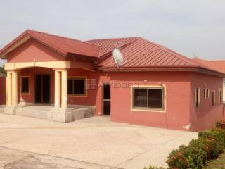 Executive 4 bedroom house for sale at awoshie
