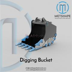 Metshape Attachments- Excavators Attachments Manufacturer