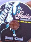 guitar training  vcd for you