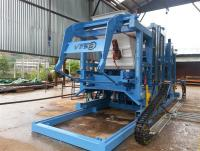 automatic paving block machine
