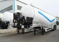 V Type or Millennium Cement Bulk Semi - Trailer