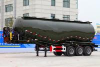 Millennium or V Type Cement Bulk Semi - Trailer