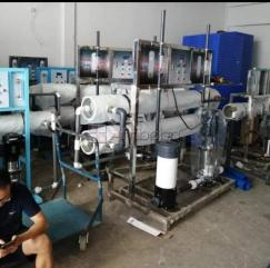 Borehole drilling and maintenance & Water treatment