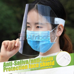 Get Reusable Face Safety Shield at Wholesale Price