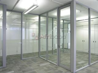 Aluminum Glazed Windows and Doors