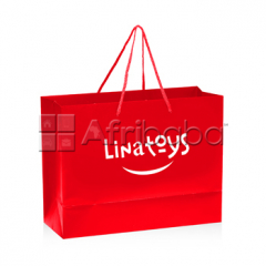 Use Custom Printed Paper Bags for Advertising