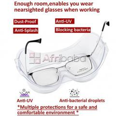 Get Protective Safety Goggles at Wholesale Price