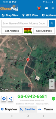 30 acre registered land for sale @ amasaman ashalaja accra ghana