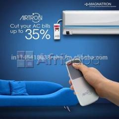 Airtron ac energy saver (cuts ac bills up to 35%-40%)